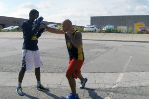 Boxing Classes Mississauga